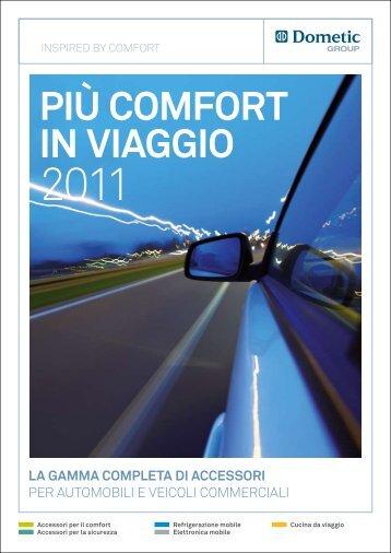 Più ComfoRt in viAggio - Waeco.com