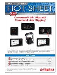 Rigging Hot Sheet.indd - Yamaha