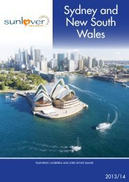 Sydney and New South Wales - Sunlover Holidays