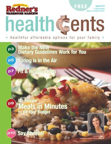 Meals in Minutes Meals in Minutes