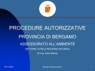 procedure autorizzative - Ordine degli Ingegneri della Provincia di ...