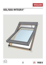 GGL/GGU INTEGRA® - Velux