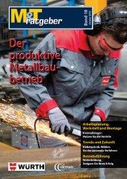 Arbeitsplanung, Werkstatt und Montage Trends und Zukunft ... - Würth