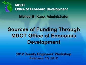 Leon - Michigan's Local Technical Assistance Program