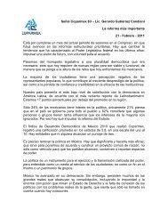 Señal Coparmex 63 – Lic. Gerardo Gutiérrez Candiani La reforma ...