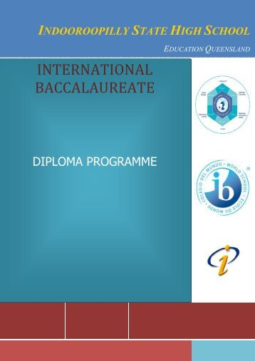 "ib handbook Of procedures for the diploma programme (hereinafter ""handbook""), which is the  handbook for dp coordinators and teachers and is supplied to schools by the ib."