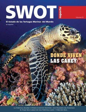Estado de las Tortugas Marinas del Mundo - The State of the World's ...