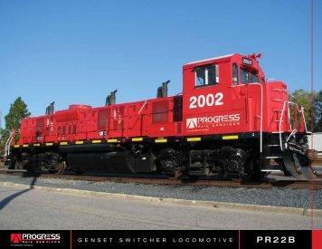 Download Brochure - Progress Rail Services