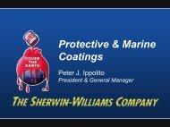 Protective & Marine Coatings - Sherwin-Williams