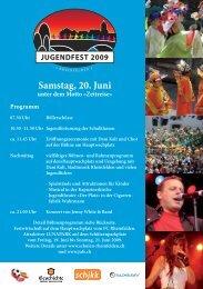 Samstag, 20. Juni - Rheinfelden Schulen