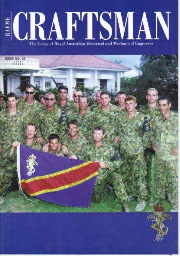The RAEME CRAFTSMAN Issue 44.pdf - RAEME Association WA