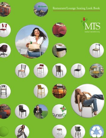 Restaurant/Lounge Seating Look Book - MTS Seating