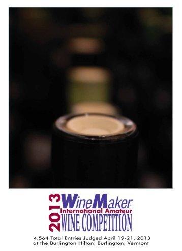 2006 Wine Comp Results I#14C5CE - Gencowinemakers.com