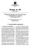 St.prp. nr. 63 - Statsbudsjettet - Page 7