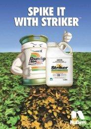 Spike it with Striker - Pest Genie
