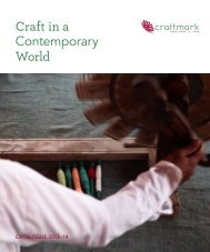 Craftmark Catalogue 2013-14 - All India Artisans and Craftworkers ...
