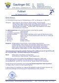 Gautinger SC - Seite 2