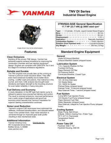 yanmar marine outboard diesel engines datasheet. Black Bedroom Furniture Sets. Home Design Ideas