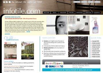 news articles quick links - Infotile