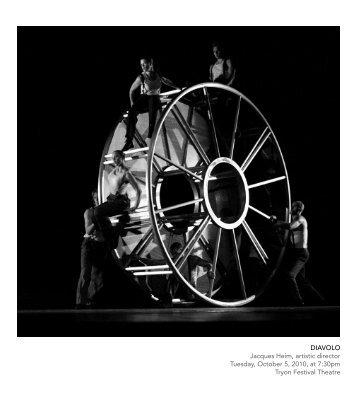 Program - Krannert Center for the Performing Arts