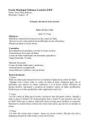 Produção e revisão de textos escritos (Eu sou o autor)