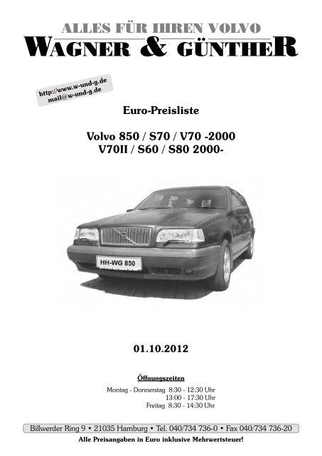 Dichtung Auspuff Abgasrohr Volvo S60 S80 V70 II XC70 XC90