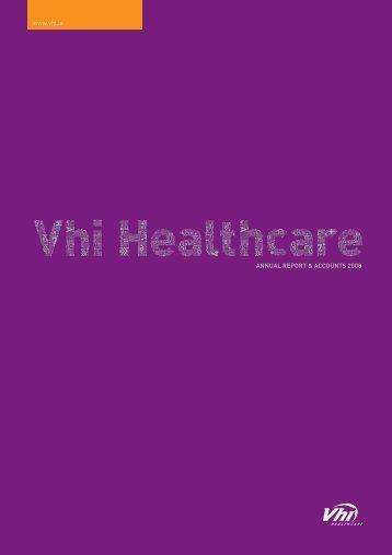 2008 Annual Report - Vhi
