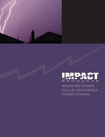 Impact Products - Builder Concept Home 2012