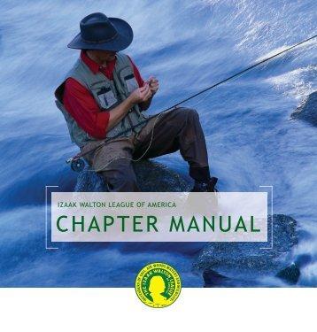 chapter manual - Loudoun County Chapter of the Izaak Walton ...