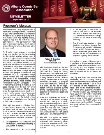 Download - Albany County Bar Association