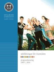 Programkatalog 2009 2010.pdf - Lysekils kommun
