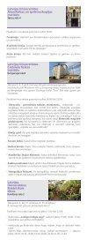 Buklets - Latvijas Universitāte - Page 5