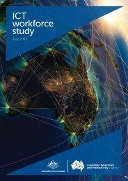 ICT workforce study July 2013 - AWPA