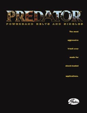 Predator Brochure.indd