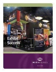 Trade Show Exhibit Success - Media Works Inc
