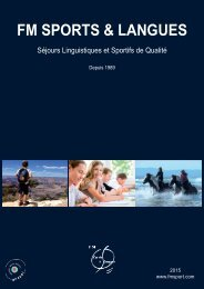 Brochure FM Sports & Langues 2013.psd