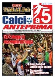 calcio a 5 anteprima 12/12