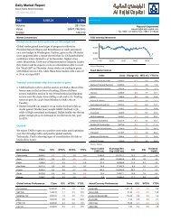 Saudi Daily Market Report 19-Dec - Al Rajhi Capital