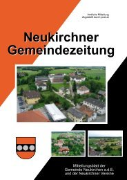 (8,66 MB) - .PDF - Neukirchen an der Enknach - Land Oberösterreich