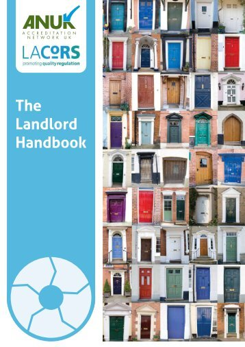 The Landlord Handbook - LACORs & ANUK(583k) - Cardiff Council