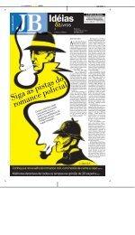 Siga as pistas do romance policial - L&PM Editores