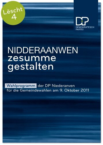 Integrales zweisprachiges Wahlprogramm - DP