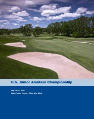 U.S. Junior Amateur Championship - USGA