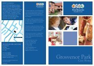 Grosvenor Park - Four Seasons Health Care