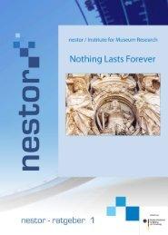 File Formats - Nestor