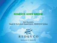 REDEVCO GOES GREEN!