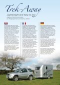 Trek-Away Lightweight and easy to tow - JB Trailer - Page 2