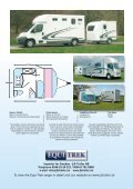 Trek-Away Lightweight and easy to tow - JB Trailer - Page 6