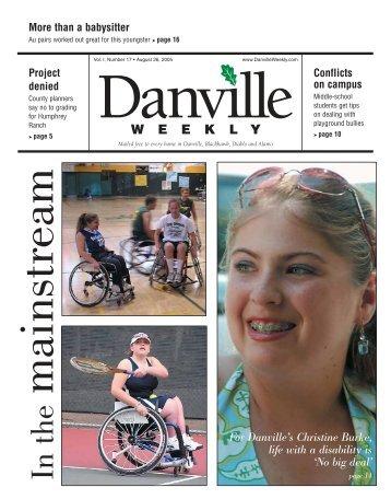 Sec 1 - Danville Express