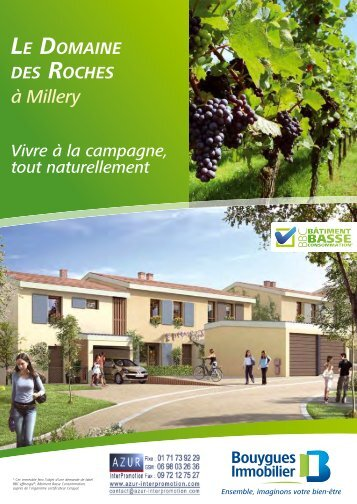 69 Millery Domaine des Roches - Azur InterPromotion